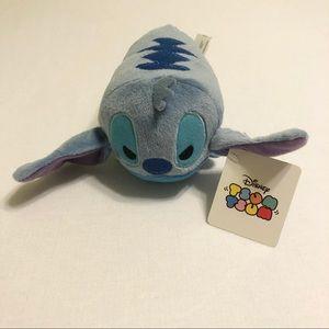 NWT Tsum Tsum Disney Stitch Dog Toy Plush